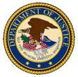 US Department of Justice DOJ
